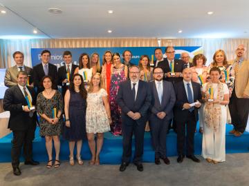 La Fundación Atresmedia, reconocida como Fundación del Año en los Premios ConSalud