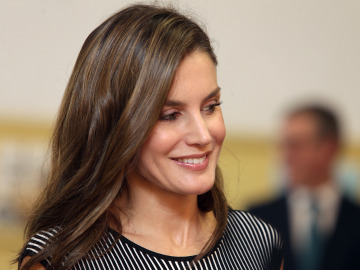 La reina Letizia, presidenta de honor de la 3ª edición de los Premios Hospital Optimista