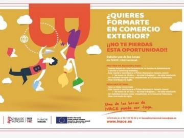 IVACE Internacional abre convocatoria de becas