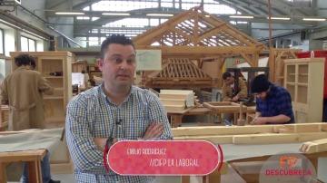 Técnico en Carpintería y Mueble