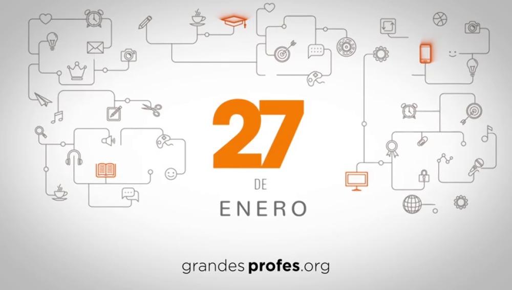 La Fundación Atresmedia, Santillana y Samsung, juntos por la Educación en ¡Grandes Profes!