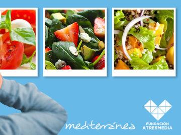 Crea tu receta mediterránea
