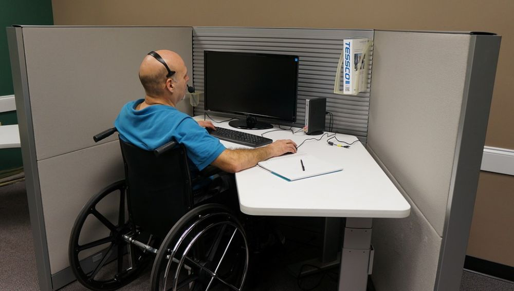 Crece el empleo de los trabajadores autónomos con discapacidad
