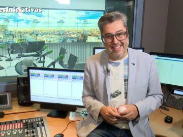 Juanma Ortega da razones para participar en los Premios 'Grandes Profes, Grandes Iniciativas'