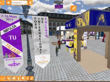 La Formación Profesional ocupa un lugar destacado en el Primer Foro Internacional de Talento en 3D