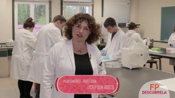 Técnico Superior en Fabricación de Productos Farmacéuticos, Biotecnológicos y Afines