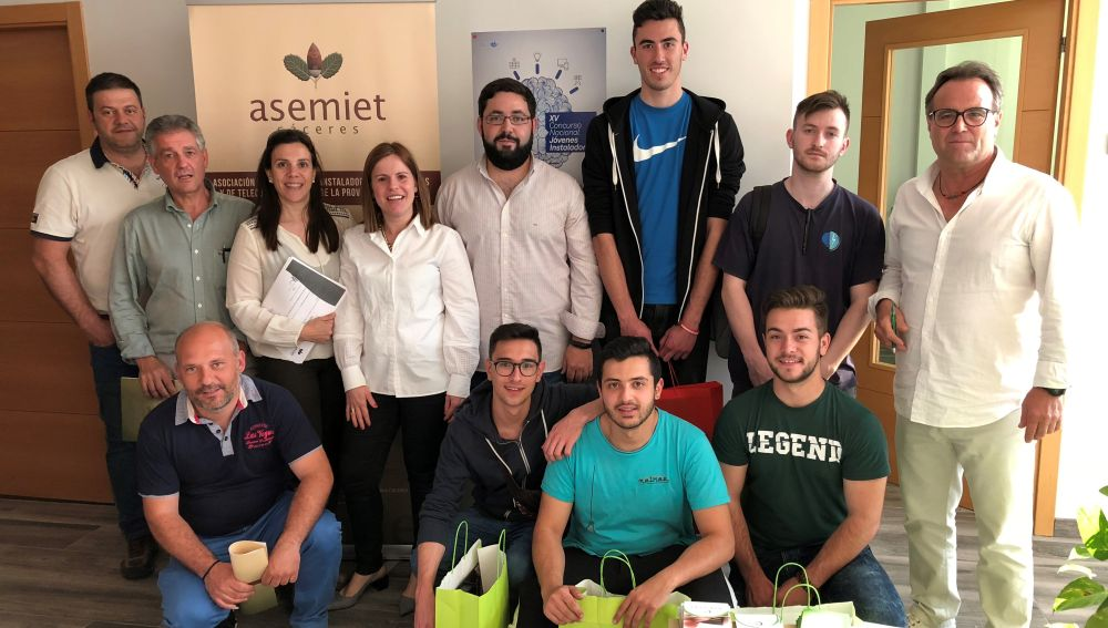El XV Concurso de Jóvenes Instaladores ya tiene ganadores de su fase provincial