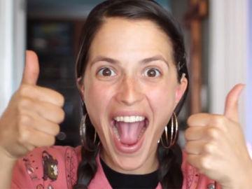 Jessica Flores, una youtuber sorda que apuesta por la inclusión de las personas con discapacidad