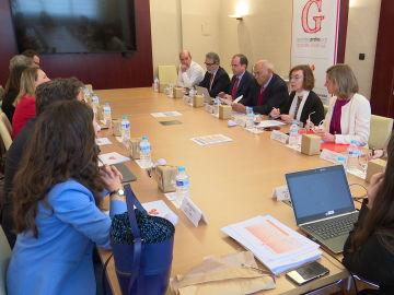 El jurado valora los Premios 'Grandes Profes, Grandes Iniciativas' 2018