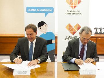 La Fundación Atresmedia y la Fundación Orange, juntas por la inclusión social de las personas con autismo