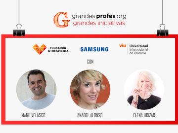 Celebramos la entrega de Premios 'Grandes Profes, Grandes Iniciativas'