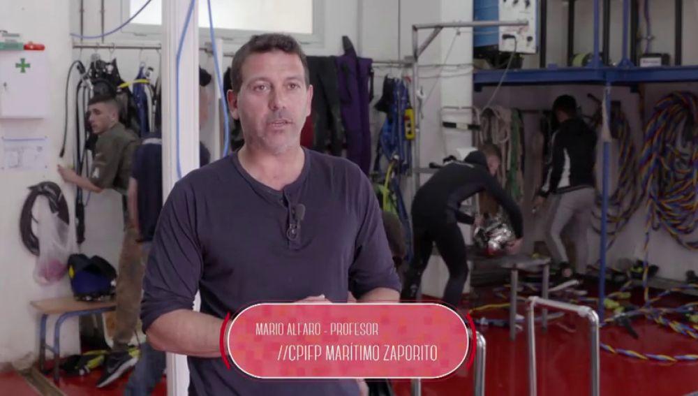 Técnico en Operaciones Subacuáticas e Hiperbáricas