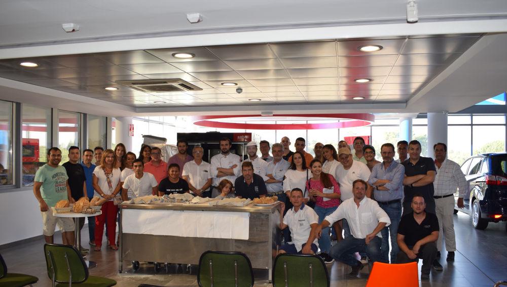 La Selección Española de Panadería Artesana celebra una masterclass sobre elaboración de pan