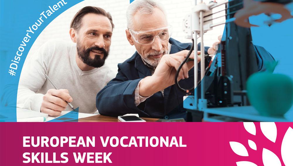 'European Vocational Skills Week' vuelve para promover la excelencia en FP