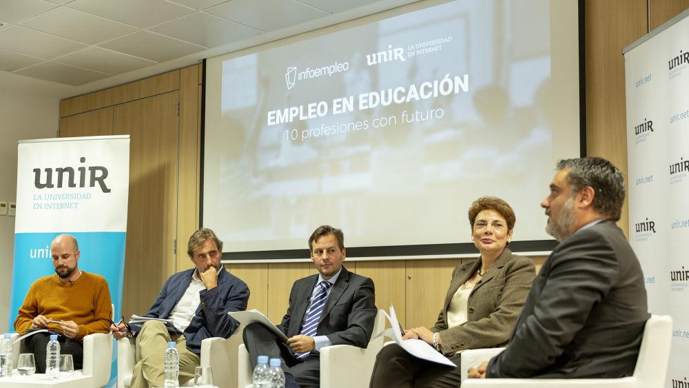 El informe 'Empleo en Educación' analiza la situación actual de la Educación y presenta nuevos retos para los profesionales del futuro