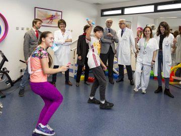 El Hospital 12 de Octubre abre una Unidad de Rehabilitación Cardíaca Infantil