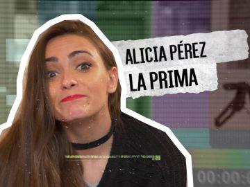 Miriam Fernández es Alicia Pérez