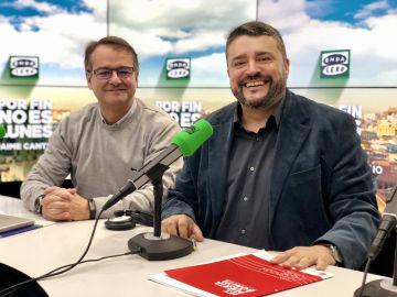 Santiago García y Luis García Domínguez