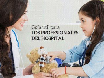 Guía útil para profesionales del hospital