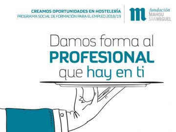 Creando oportunidades en Hostelería a través de la Formación Profesional Dual