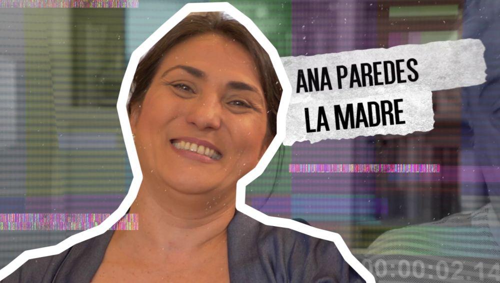 Lucía Bravo es Ana Paredes
