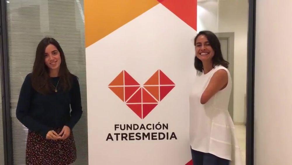 Lary León y Ana Mayoral se unen a la campaña 'Borremos el dolor infantil'