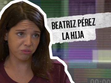 Alba Pérez es Beatriz Pérez