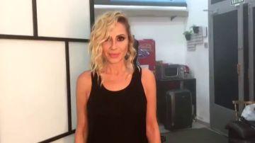 Marta Sánchez también borra el dolor infanil