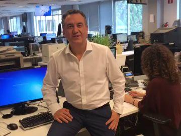 Roberto Brasero se suma a la campaña 'Borremos el dolor infantil'