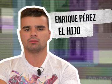 Diego Mateo es Enrique Pérez
