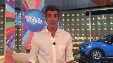 Jorge Fernández apoya la campaña 'Borremos el dolor infantil'