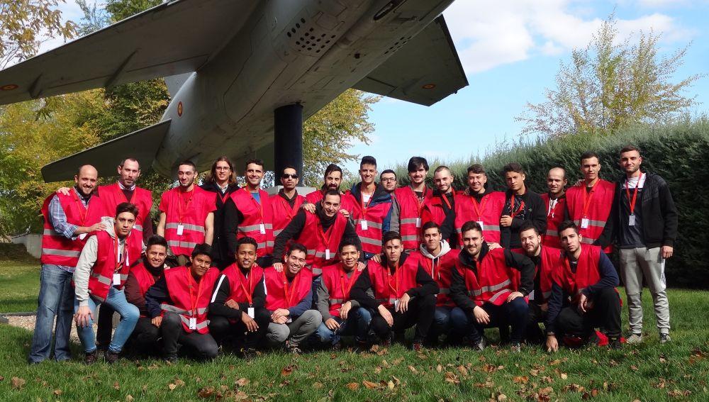 Estudiantes de Formación Profesional en CIFP Profesor Raúl Vázquez se acercan al mundo laboral
