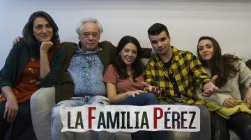 'La Familia Pérez', la nueva serie de 'Descubre la FP'