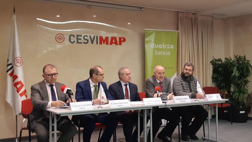 CESVIMAP, Avanza y Dualiza Bankia arrancan un proyecto de FP Dual para técnicos de vehículos pesados