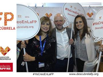 'Descubre la FP' participa en la Feria MATELEC