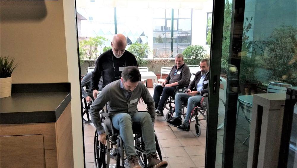 Globomedia se pone en la piel de las personas con discapacidad