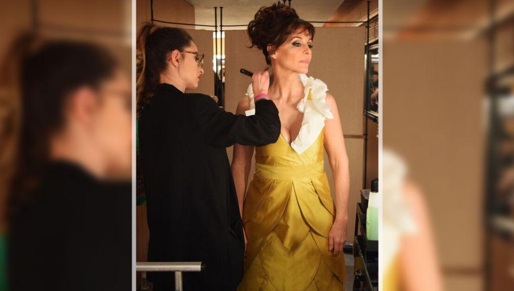 Los looks de maquillaje que realizaron los alumnos de FP en los Premios Gaudí