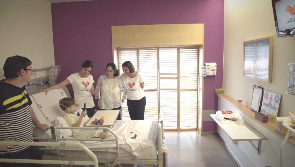 La Fundación ATRESMEDIA renueva su acuerdo con HISPASAT