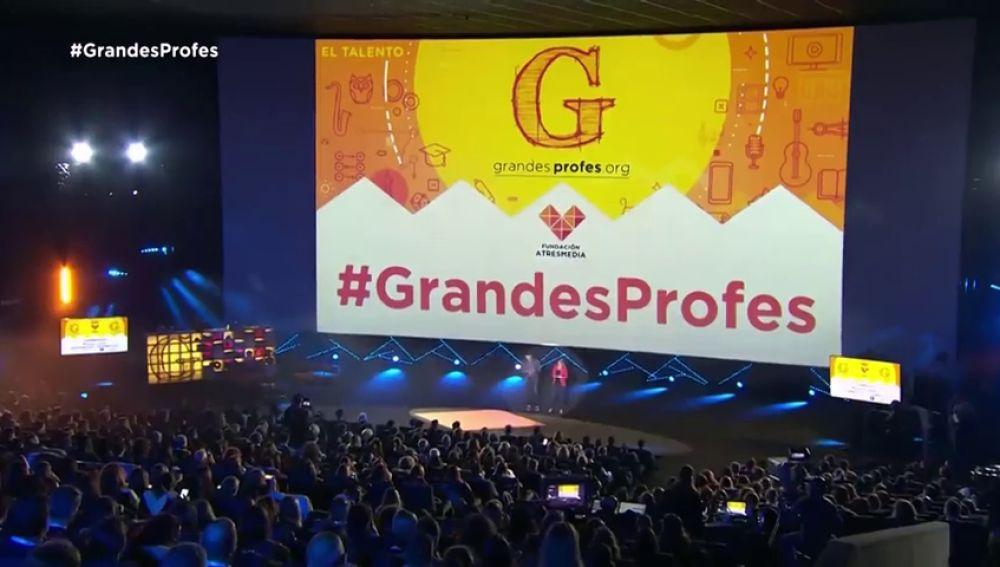 Resumen del encuentro '¡Grandes Profes!' 2019