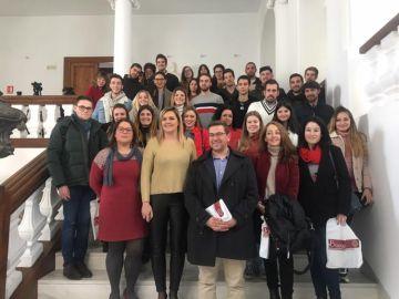 Se celebra una actividad dirigida a los alumnos de FP en Guía, Información y Asistencias Turísticas