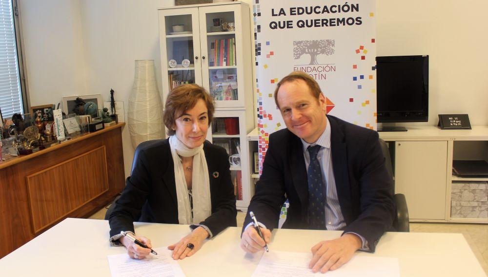 La Fundación Atresmedia renueva su compromiso con 'La educación que queremos', junto con Fundación Botín