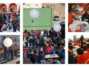 Actividad con los alumnos Trilmea Soria