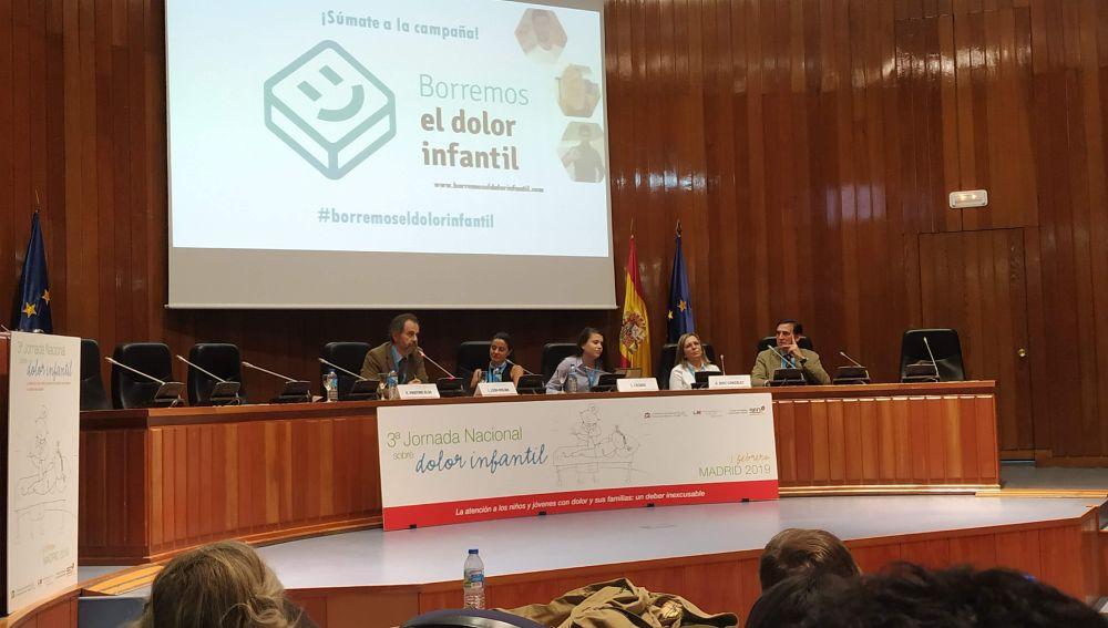 Participamos en la III Jornada Nacional sobre Dolor Infantil