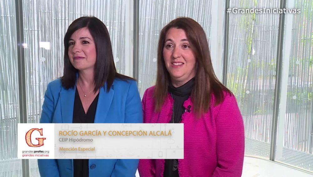 Rocío y Concepción cuentan qué supuso para su centro ganar en los Premios 'Grandes Profes, Grandes Iniciativas'