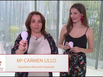 Mª Carmen Lillo desvela por qué debes presentarte a 'Grandes Profes, Grandes Iniciativas'