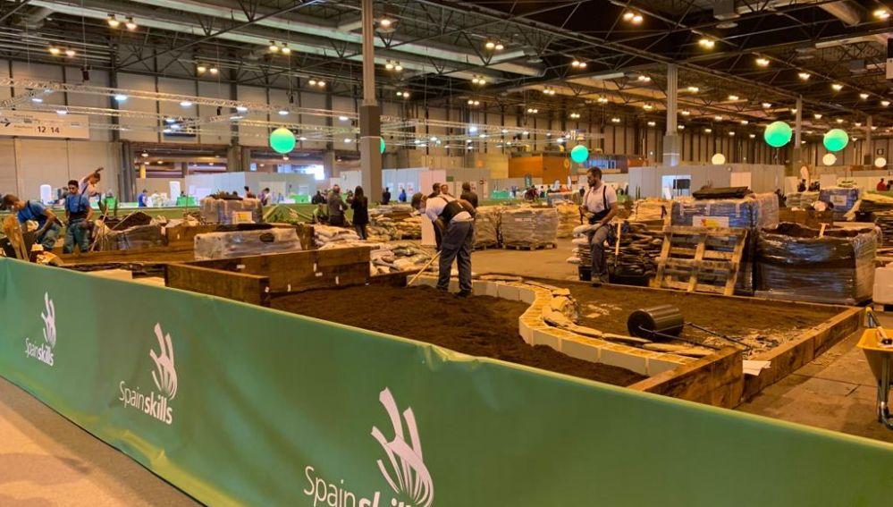 Competición nacional 'Spainskills' 2019