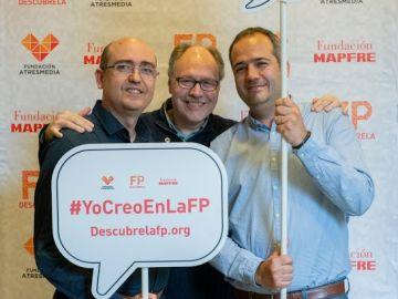 'Descubre la FP' acude a la jornada de Salesians Sarrià