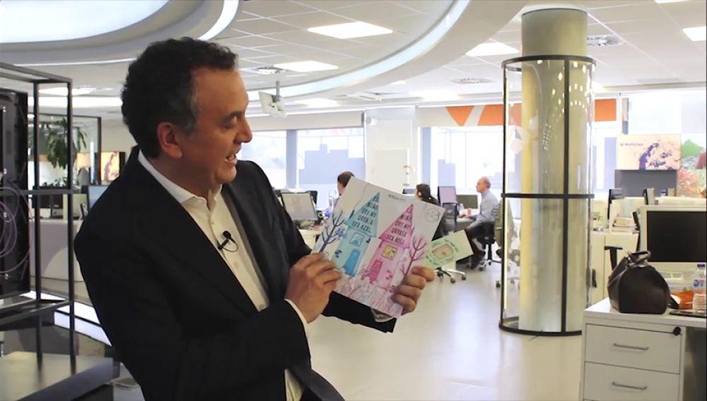 Celebramos el Día del Libro con 10.000 niños en 200 hospitales de toda España