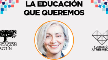 Inscríbete en la conferencia 'Pasión por educar'