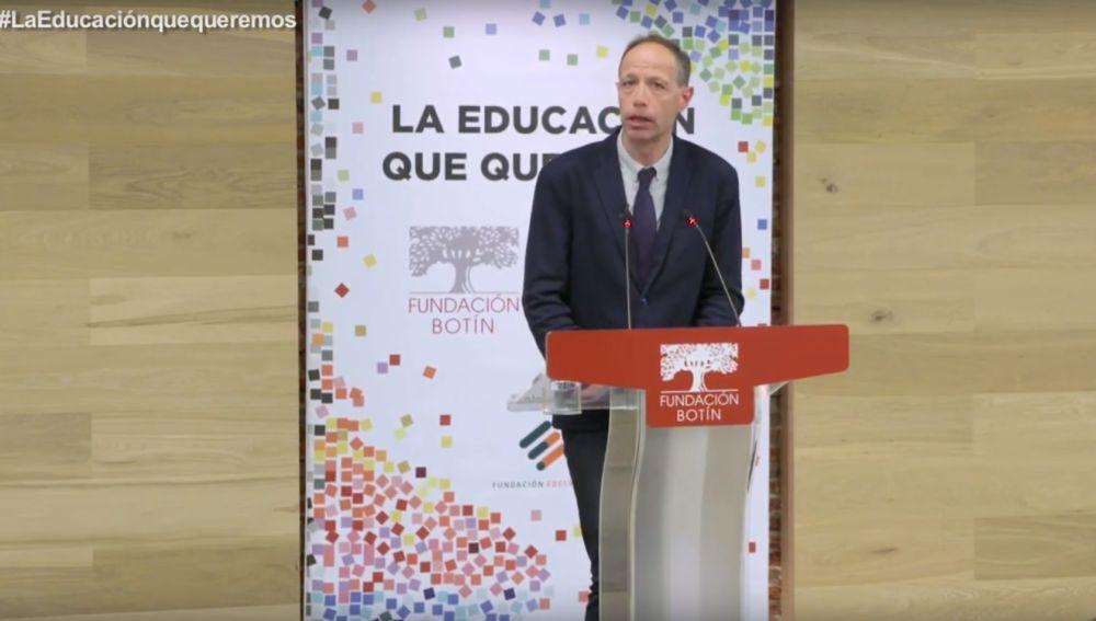 Conferencia 'Pasión por educar'